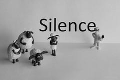 Silence of the lambs (pro.henrik) Tags: movie silence lambs title shaunthesheep filmtitel fotosondag fs160214