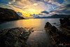 (Legi.) Tags: longexposure sunset seascape skyscape landscape atardecer mar nikon tokina 116 mediterráneo marmediterráneo largaexposición d600 1116 portmán playadellastre
