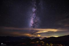 合歡山銀河 (Wi 視覺) Tags: cloud landscapes taiwan galaxy