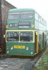 1983-07-09 VXG 516J Daimler Fleetline-Northern Counties L516 of Cleveland Transit,  South Bank (John Carter 1962) Tags: bus buses municipal daimler fleetline