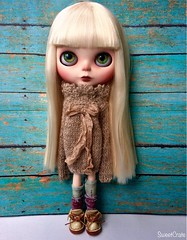 Penelope - OOAK Custom Blythe Doll - #52 (chocominte) Tags: 52