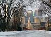 Minneapolis (Lucie Maru) Tags: city bridge urban minnesota skyline buildings town downtown minneapolis stonearchbridge