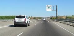 A-66-16 (European Roads) Tags: de la sevilla andaluca spain plata andalusia alto venta santiponce autova a66 gerena algaba