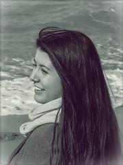 PATRICIA (BLAMANTI) Tags: blancoynegro retrato