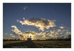 RADAR TOWER STAR (frattonparker) Tags: shadow clouds raw isleofwight cumulus bae cirrocumulus cirrus cumulonimbus altocumulus cs6 nikond600 tamron1024mm colorefexpro4 btonner frattonparker adoberaw7 hitechnd09hardgradfilter