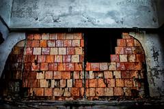 Wall (Off The Beaten Path Photography) Tags: abandoned digital canon urbandecay indiana adventure explore forgotten gary dslr abandonment slowdeath urbex garyindiana whatremains 60d canon60d abandonedindiana dieslowly