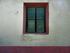 bang bang (maximorgana) Tags: white window wall maroon lapalma trashbit