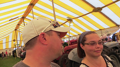 me and nathalie. porter county fair. july 2015 (timp37) Tags: county summer me july indiana nat fair nathalie porter 2015
