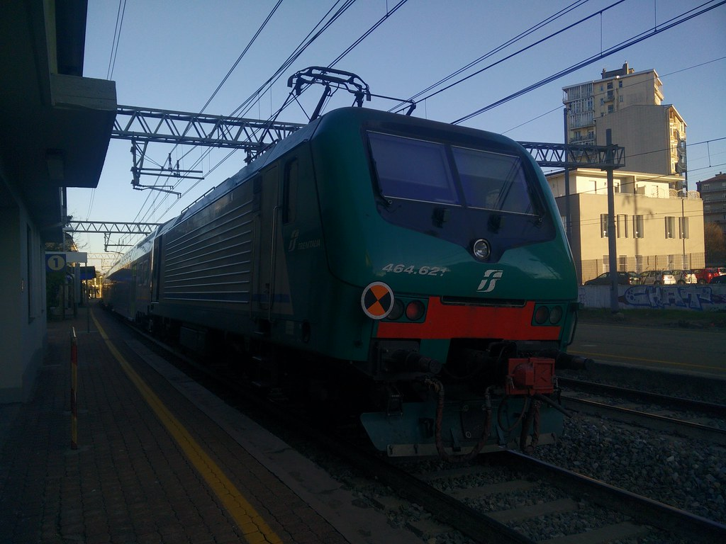 The world 39 s best photos of sfm and torino flickr hive mind - Treni porta susa ...