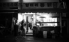 late night fried chicken (noodlepie) Tags: chicken korea seoul fried itaewon grd grd3 grdiii