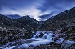 Llyn Glaslyn lake & Snowdon (Paul Sivyer) Tags: snowdon llanberis snowdonia paulsivyer wildwalescom
