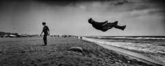 Trajectory (ayashok photography) Tags: madras marinabeach 104 ayp4469