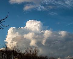 Clouds (Eric Dockter) Tags: clouds indianapolis indiana bluesky biketrip niceday tofb 31315