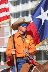 Proud to be American, Proud to be Texan (wyojones) Tags: horse robert hat sunglasses shirt glasses us texas flag houston shades parade bluejeans cowboyhat lonestar horseback trailride houstonlivestockshowandrodeo reins oldgolry wyojones houstonlivestockandrodeoparade