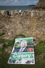 Politican washed up (Rory Francis) Tags: coast mon coastalpath ynysmon patcasey arfordir cemaes sirfon cymdeithasedwardllwyd llwybrarfordircymru patcaseytd cllrpatcasey