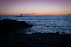 Quando il sole se ne va (Pavel 'PAshaRome' Vavilin) Tags: sardegna sunset sea lighthouse landscape faro island mediterraneo tramonto mare paesaggio santantioco isola