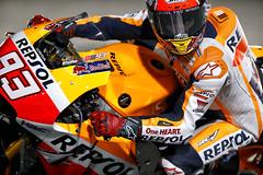 Marc Mrquez. MotoGP GP de Catar 2016 (Box Repsol) Tags: mgp motogp catar marcmrquez circuitodelosailmotogp