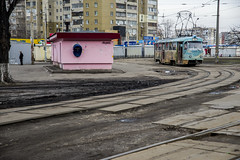 DSC_4768 (kabatskiy) Tags: city art architecture tram artificial abstracts stationery