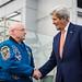 Secretary of State John Kerry Meeting with Astronaut Scott Kelly (NHQ201603240007)