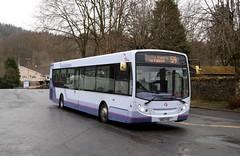 67748 SN62AOC First Midland Bluebird (busmanscotland) Tags: first e300 bluebird 300 midland enviro aoc 67748 sn62 e30d sn62aoc