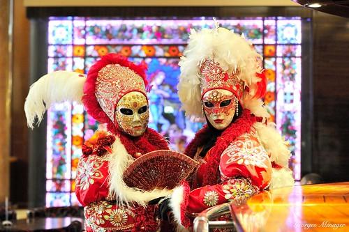 Carnaval vénitien Aix les Bains 2016
