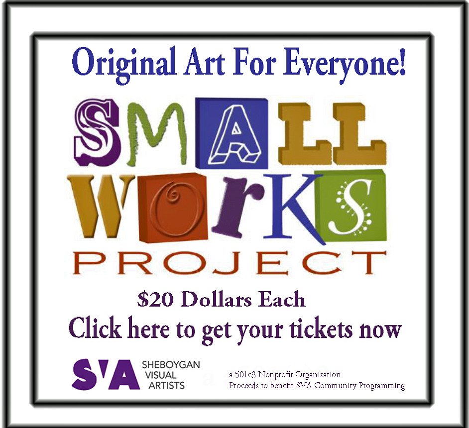 small works tickets available