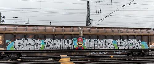 2200_2016_03_24_Oberhausen_West_DB_155_238_Graffiti_Habbilns