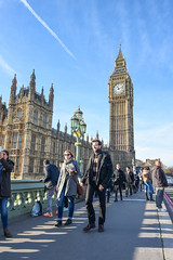 Big Ben (Monkey.d.tony) Tags: uk travel blue england sky london clouds nikon europe housesofparliament bigben tokina british thamesriver  thepalaceofwestminster d7200