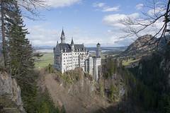 Neuschwanstein Castle (FotOKUnSt.) Tags: castle bayern bavaria neuschwanstein
