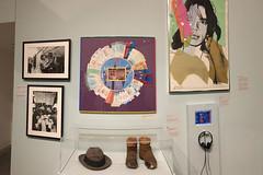 Contemporary Jewish Museum - Bill Graham Rock Roll Revolution Rolling Stones (raluistro) Tags: sanfrancisco people art jewish yerbabuena billgraham contemporaryjewishmuseum