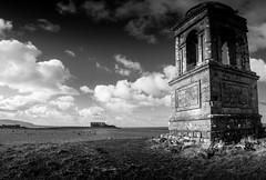 The Mausoleum at Dowwnhill Demense (Glen Sumner Photography) Tags: ireland panorama landscape landscapes mausoleum northernireland cenotaph nationaltrust hdr isolated downhilldemense