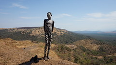 Ethiopia1097 (kaiserinlee) Tags: tribe mursi
