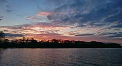 PIC_20160322_183055 (Sharkomat) Tags: see sonnenuntergang sony wolken z3 compact schleswigholstein norddeutschland exmor z3c wittensee xperia bünsdorf