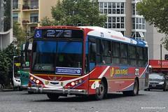 Línea 273 - interno 3 (martinguillen24) Tags: bondi mercedesbenz iguazu colectivo laplata transportepublico plazaitalia metalpar unionplatense linea273