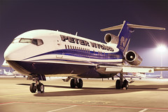 VP-BPZ (Philipp Goretzka) Tags: amsterdam plane canon private airplane corporate aircraft jet peter boeing philipp schiphol ams spotting 727 spotter nygard 727100 vpbpz goretzka