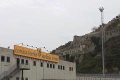 Corsica Ferries - Sardinia Ferries (demeeschter) Tags: sea italy harbour corsica ferries vado ligure