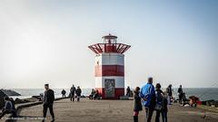 Roadtrip 12-3-'16 (Tom Koedood) Tags: road trip blue sky sun lighthouse holland netherlands sunshine tom media blauw shine diverse scheveningen den nederland roadtrip hague lucht haag zon vuurtoren koedood diversemedia tomkoedood rt120316