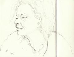 s24_83 (http://eyequake.blogspot.ch/) Tags: gesicht portrt frau lachen lcheln