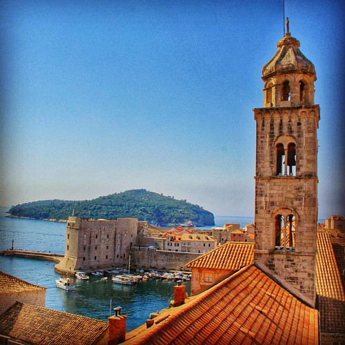 Memories of Dubrovnik, Croatia from our trip aboard  @carnival Sunshinel