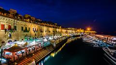 let's rock (K.H.Reichert) Tags: party night boot boat nightshot nacht harbour malta event hafen zelt gastronomie gastronomy catering waterfrontvalletta ilfurjana