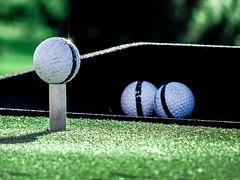 down to three (-gregg-) Tags: green ball golf driving range