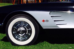 Corvette (craighdouglas) Tags: classic chevrolet corvette 1959 c1