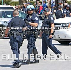 USCP, Apr. '16 -- 306 (Bullneck) Tags: washingtondc spring uniform gun cops boots protest police toughguy americana heroes macho highandtight breeches uscapitolpolice motorcyclecops motorcyclepolice motorcops biglug uscp bullgoons federalcity