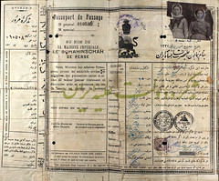 33162_620303988_0175-00167_1 (mkvirg) Tags: 1920s iran persia passport 1910s immigration ellisisland emigration asiaminor assyriangenocide