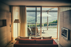 Lazy Afternoon at the Pergola (Peter Gorges) Tags: view thun matteo tyrol pergola