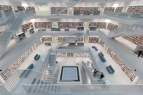 Stadtsbibliothek Stuttgart