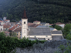 Borgo Finale Ligure (puss_in_boots) Tags: italy panorama church liguria finale borgo ligure