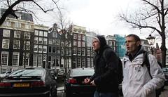 Amsterdam Smoking (theo_vermeulen) Tags: amsterdam keizersgracht