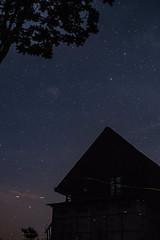 House in the dark (LongTranPlus) Tags: longexposure star astronomy starry starrynight