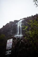 Waterfall! (Neil1138) Tags: city lake 50mm utah nikon salt moab d600